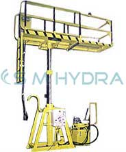 Hydraulic High Rise Telescopic Platform
